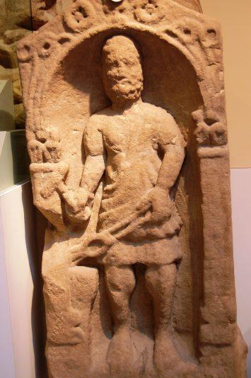 Stèle d'artisan d'Eboracum