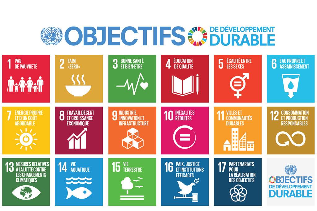 Objectif de développement durable