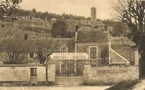 L'épi d'or, la 1ère Auberge de Jeunesse de France